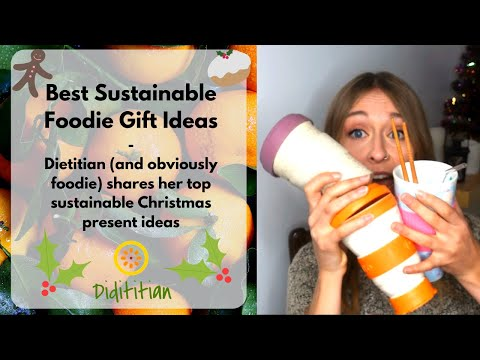 Best Sustainable Foodie Gift Ideas Dietitian Shares Top Sustainable Presents For Food Lovers Didititian